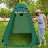 Oversized 2.1 m dressing bath changing dressing tent single fishing tent simple toilet shower shed outdoor