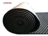 20MM汽车隔音棉吸音棉材料卫生间下水管道地板窗户墙0.5米宽