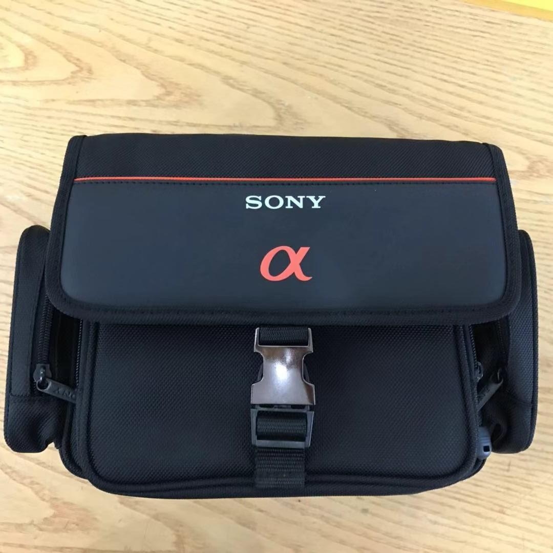 索尼a7R2M2 A7M3 7R3 A9 24-70单反相机包 双镜头包 单肩  原装