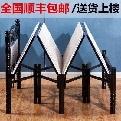 折叠床1米单人床品牌排行榜