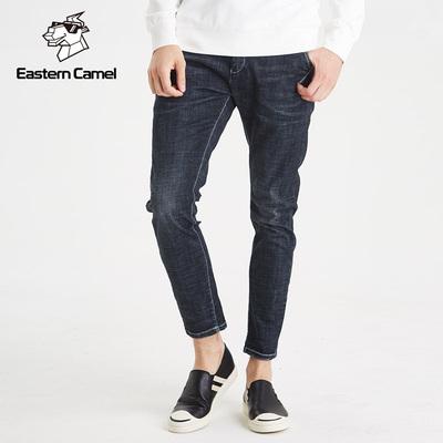 骆驼牛仔裤黑色使用感受