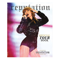 Taylor Swift官网Reputation Stadium Tour Book巡演场刊