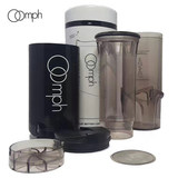 British oomph portable coffee pot coffee machine double-layer pressure cup filter press stainless steel filter