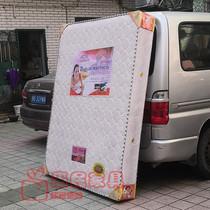 105001米双人床经济型两用床垫1.8米1.5全友家私席梦思弹簧床垫