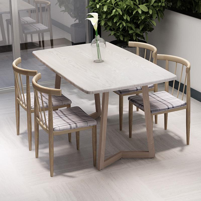 长方台桌椅