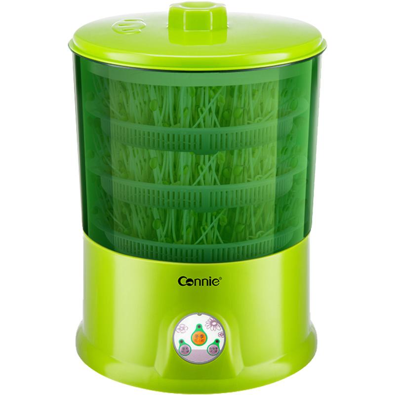 智能豆芽机家用全自动多功能大容量发豆牙菜神器小型生绿豆芽罐盆
