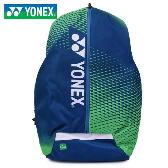 yonex正品专业新羽毛球包多功能便携男女款炫彩双肩背包球拍袋