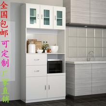 现代简约餐边柜橱柜碗柜特价茶水柜餐柜厨房储物柜微波炉柜餐厅柜