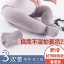 宝宝长筒袜纯棉松口过膝护腿袜套婴儿长筒袜春夏薄款高筒爬衣袜