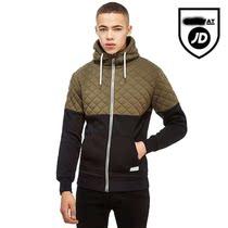 英国设计师品牌  双层棉布 中间夹棉外套 很厚实的一款男士外套