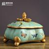 陶瓷首饰盒欧式