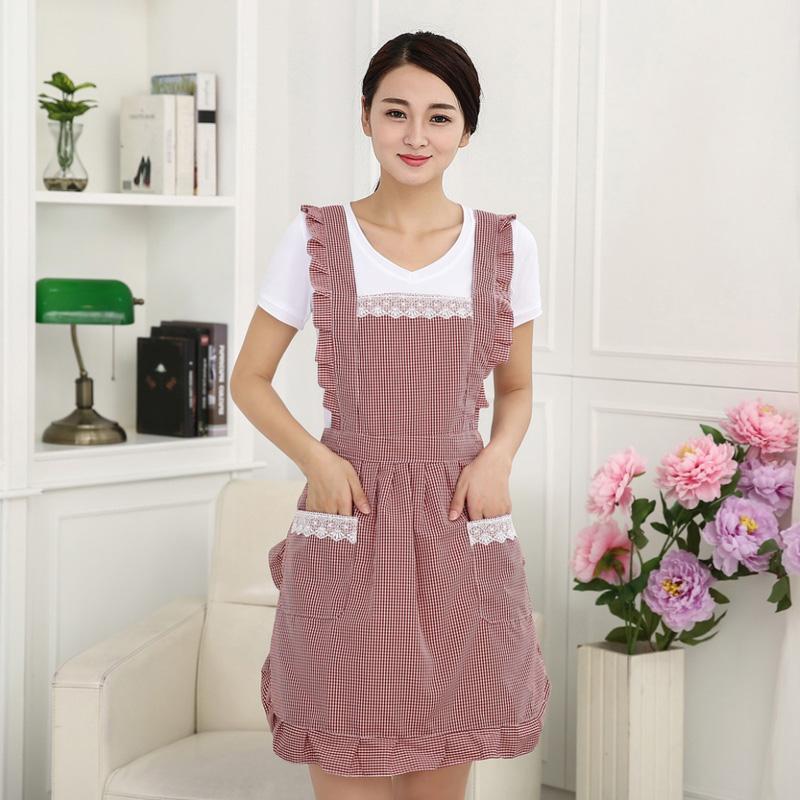韩版公主围裙
