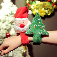Shaking the same type of elk patted with a bracelet Santa Claus Christmas tree Christmas decorations Christmas gifts