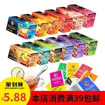 水果茶纯果干新鲜手工夏日冷泡果茶茶包组合袋装网红花茶组合茶