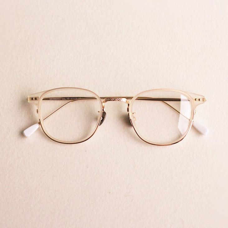 韩国tr90眼镜架 方框