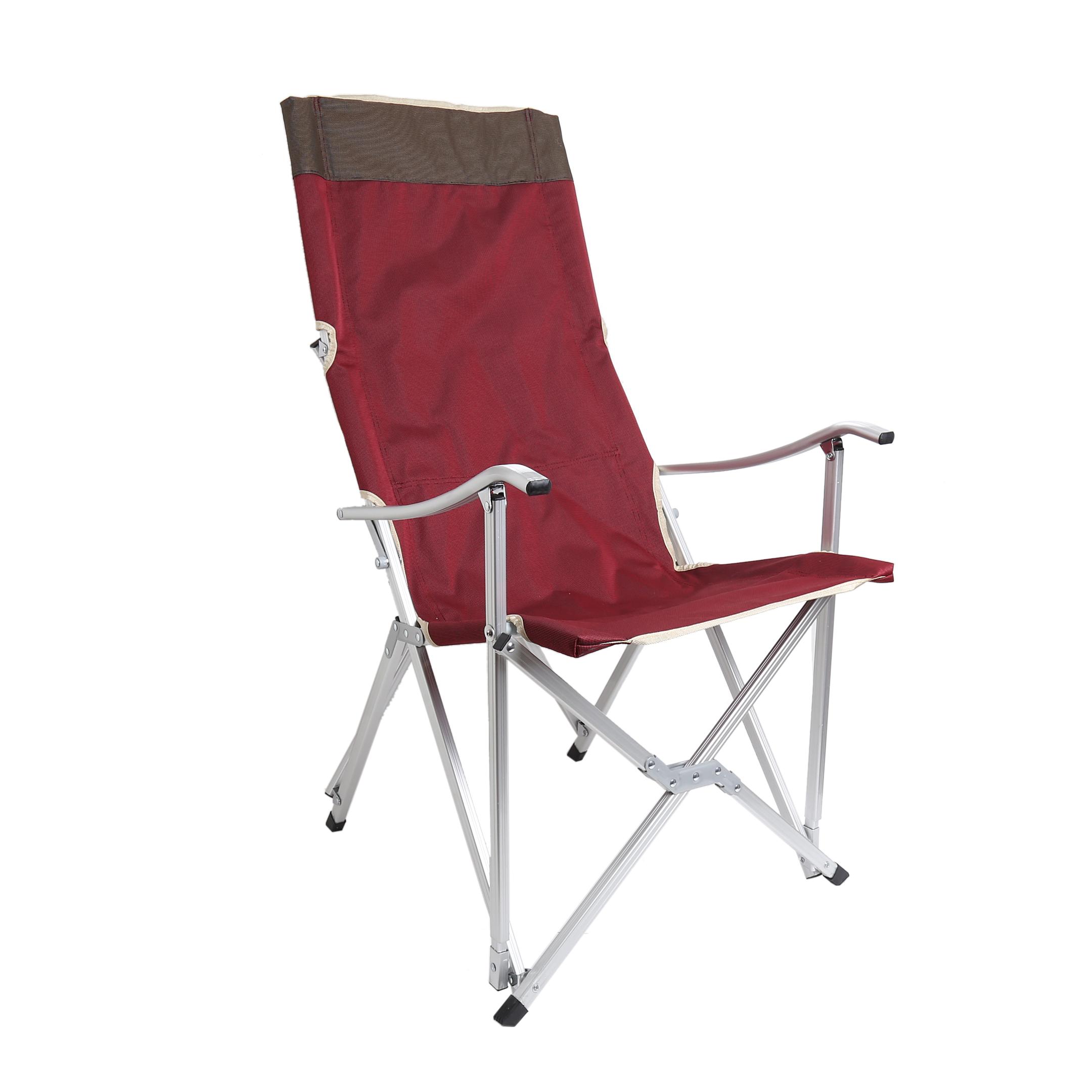 户外折叠椅铝合金超轻便携式靠背椅休闲椅导演椅钓鱼椅沙滩椅躺椅