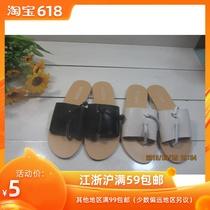 黑色人字拖鞋女外穿防滑时尚韩版高跟傣拖鞋夹脚拖鞋女凉拖鞋