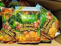 袋果干休闲零食恰恰水果芒果干5100g洽洽芒果干袋元6.8仅需