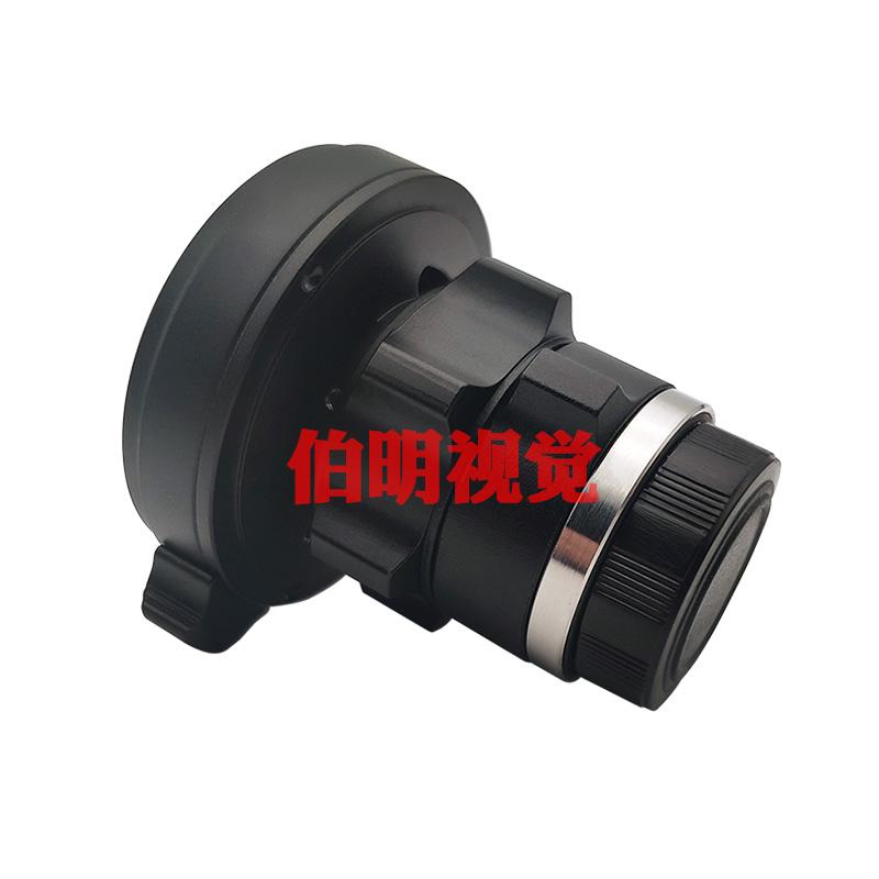 C口内窥镜变焦光学卡口卡扣适配器不锈钢耐磨f15-25mm