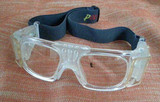Sport X-ray radiation glasses radiation protection intervention orthopedic anti-x-ray lead glasses flat light