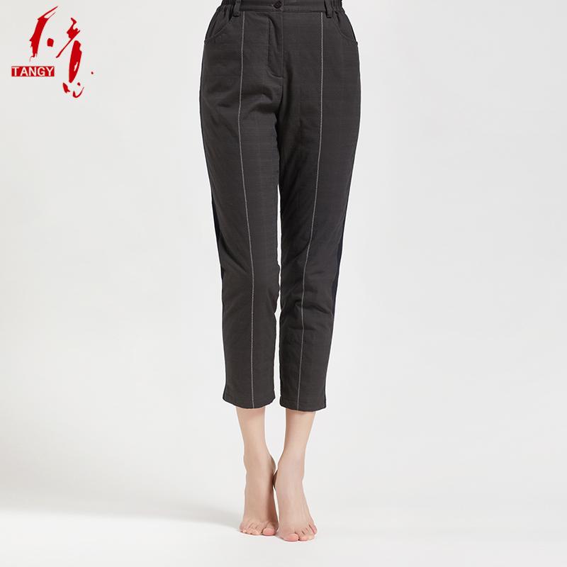 棉裤女民族