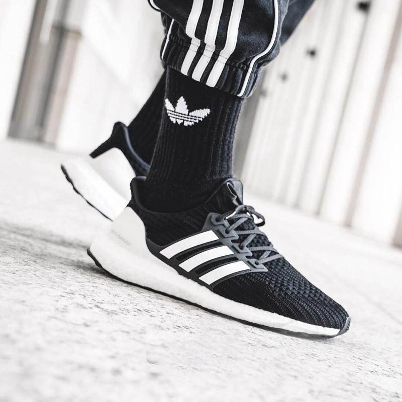 阿迪达斯男鞋运动鞋春季新款UltraBOOST低帮缓震休闲轻便跑步鞋