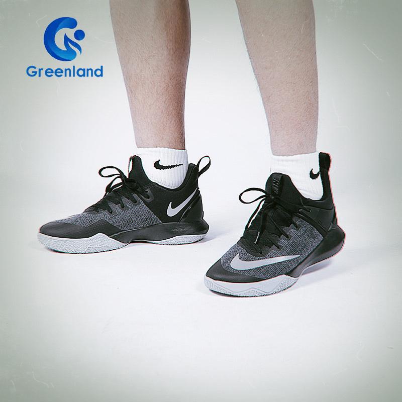 NIKE ZOOM SHIFT 男子气垫缓震实战运动篮球鞋 897653-003