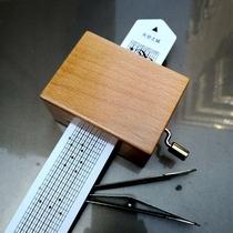 创意水晶蒲公英八音乐盒男女朋友闺蜜七夕圣诞节生日礼物特别实用