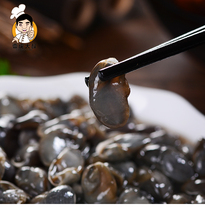 One tiger Uncle drunk mud snail 480 grams *2 bottle yellow mud snail fresh sand free Ningbo Seafood specialty a big mud snail king