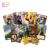 Rich City: Enhanced Edition Citadels Glory Jane Genuine Board Games Spot