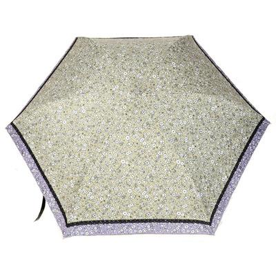 台湾彩虹屋伞遮阳伞女防紫外线防晒晴雨两用黑胶三折叠太阳伞防UV