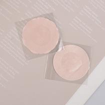 一次性透明性感乳贴防凸点文胸 超薄透气隐形乳头 男女通用胸贴