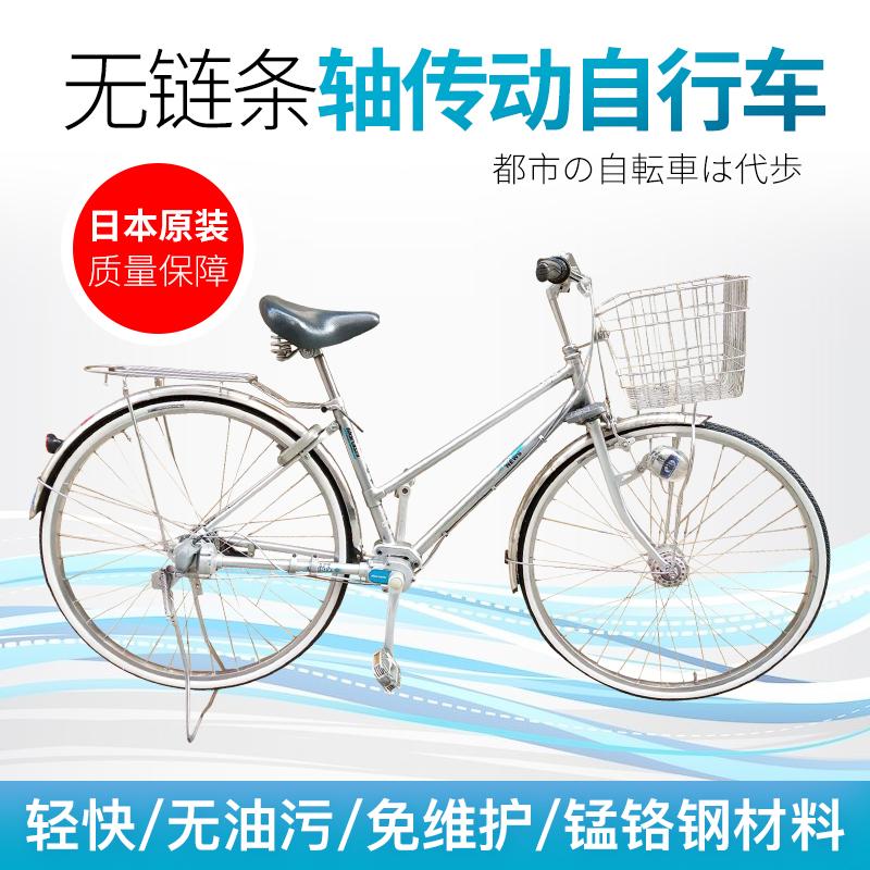 轴传动自行车