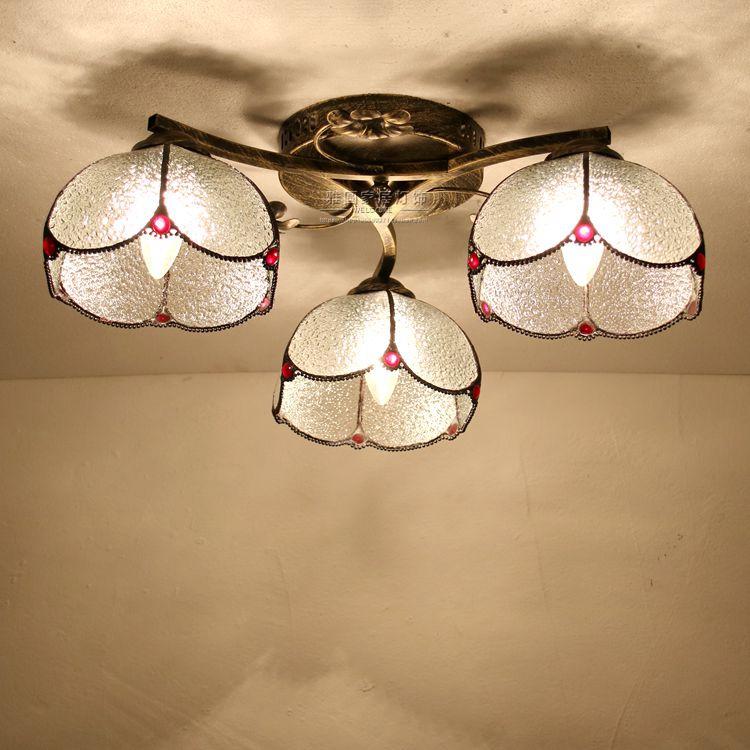 复古式灯饰