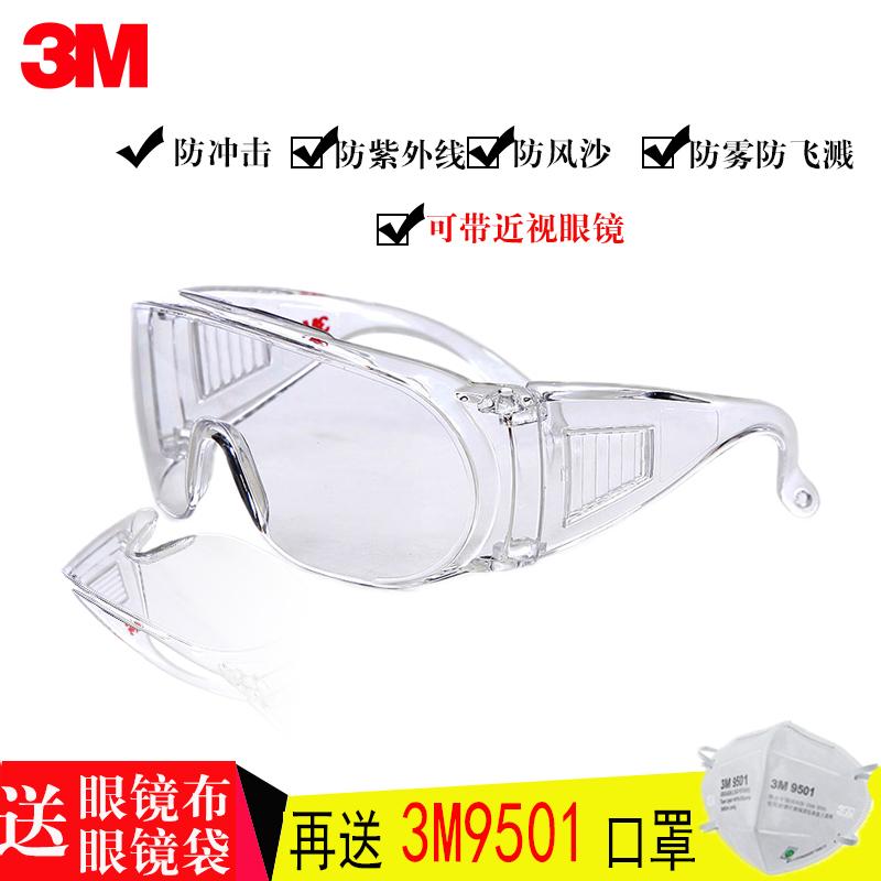 Защитные очки от ветра Артикул 37723430913