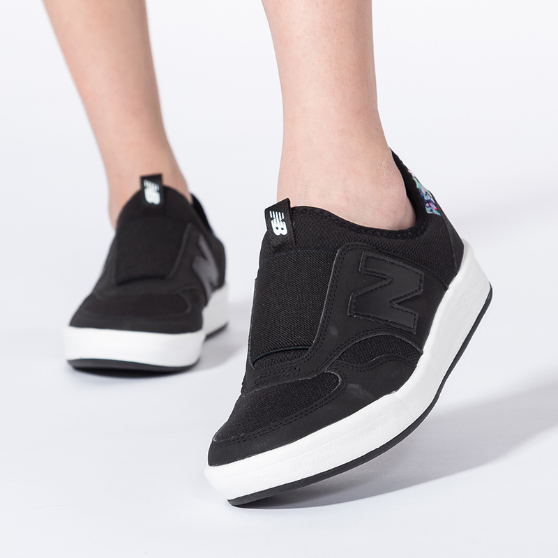 New Balance女鞋NB男鞋 2019秋季新款情侣运动鞋休闲板鞋帆布鞋