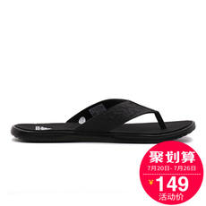 49f18a3b4caf9d Adidas men s shoes slippers 2018 new beach sandals and slippers soft bottom  non-slip bathroom