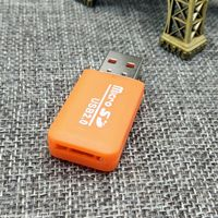 Mini sd card TF card mobile phone memory card mobile phone audio SD card card reader portable mini multi-function card reader
