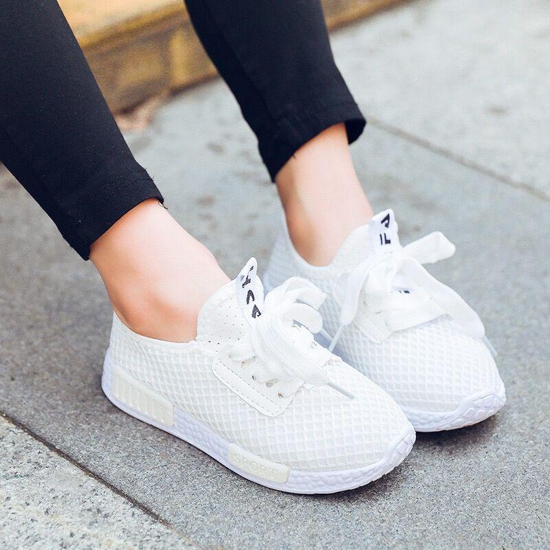 儿童秋季运动鞋女
