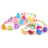 New product import crystal cartoon children's bracelet bracelet jewelry princess girl baby dream crystal