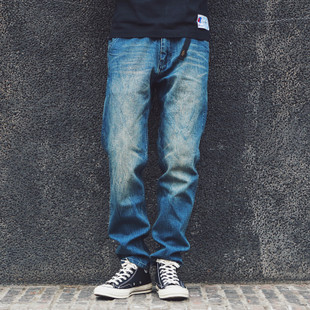 714street 17ss Breath Denim Jeans 机能 弹性 牛仔裤 COOLMAX