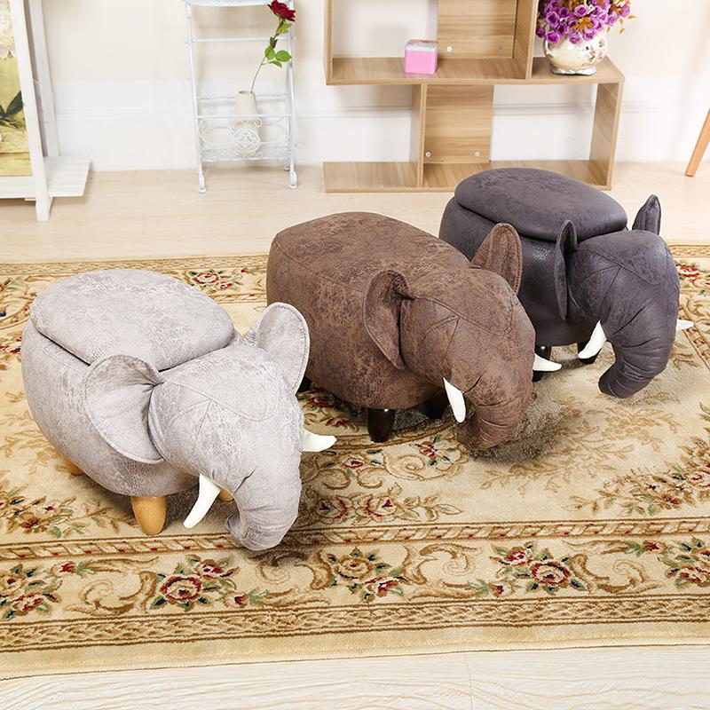 大象换鞋凳
