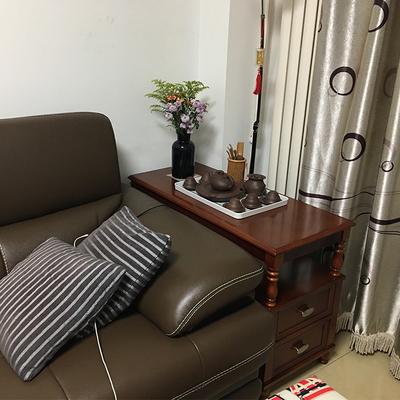 方几欧式实木客厅