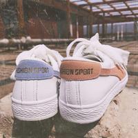 白色小白鞋女韩版