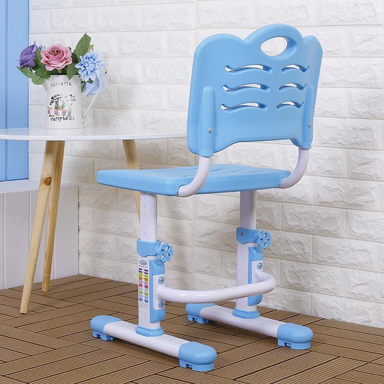 儿童学习椅子靠背椅写字椅学生学习凳子升降可调节书桌家用写作业