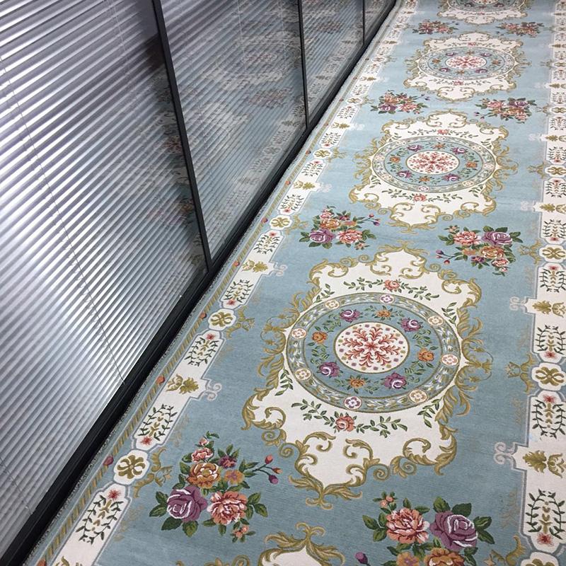 飘窗厨房地毯防滑地