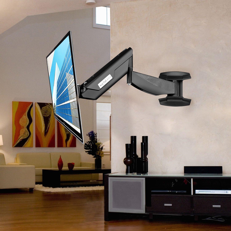 支尔成液晶电视挂架显示器电脑支架通用壁挂气压升降伸缩万向旋转1元优惠券