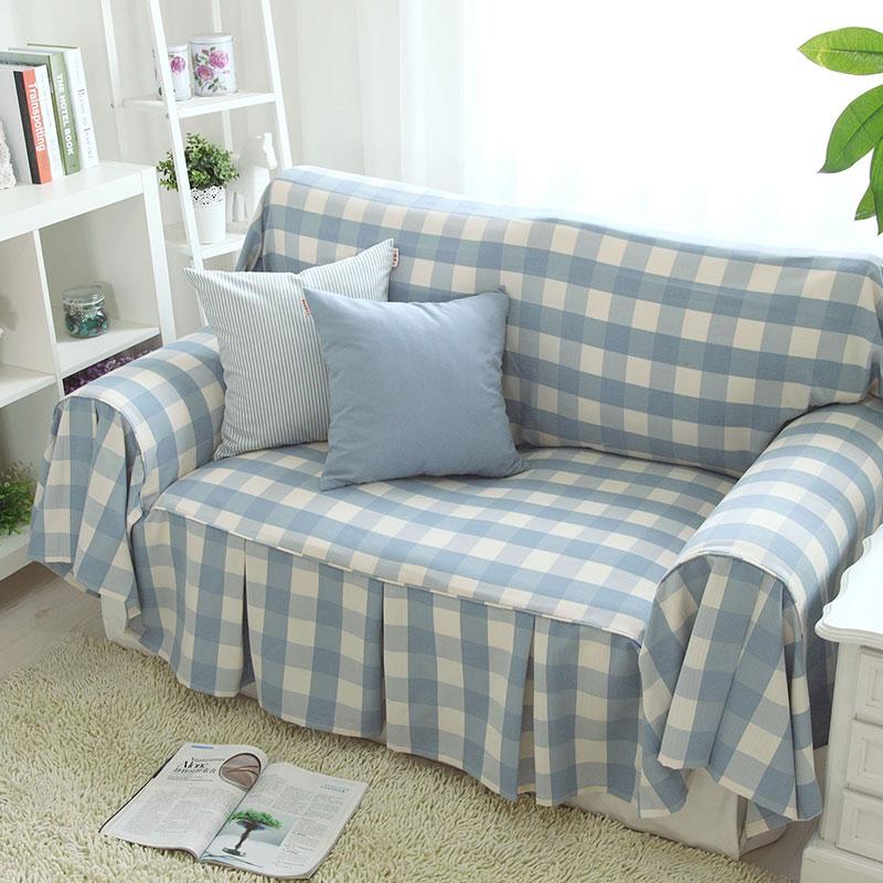 美式沙发套沙发罩布艺