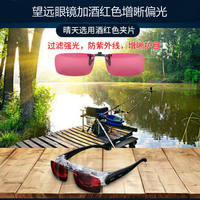 Vision Minda new fishing telescope adjustable viewing drift special zoom near glasses high-definition clear myopia presbyopia
