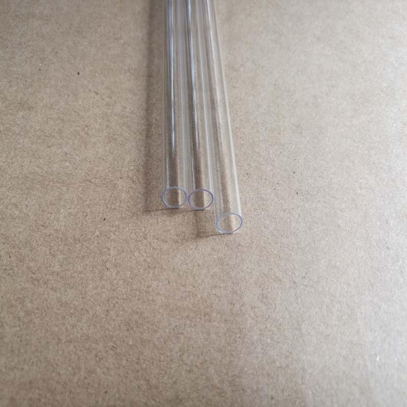 透明管硬管高透明PC透明管圆管塑料透明管包装管加工定制